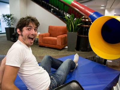 Travailler chez Google, quel bonheur !
