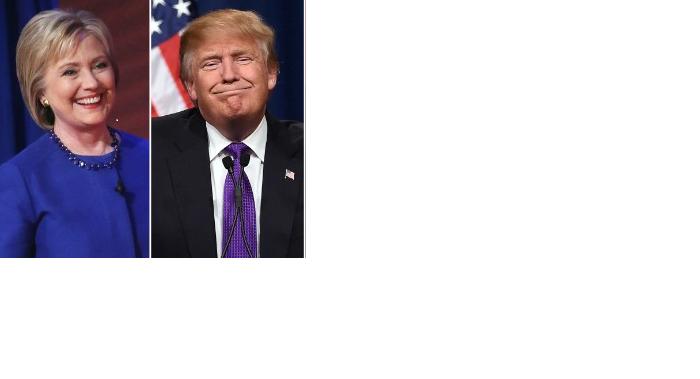 Quel message porte le style vestimentaire de D. Trump et H. Clinton ?